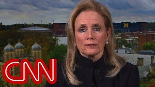 Rep. Dingell denies Ted Kennedy groped her thumbnail