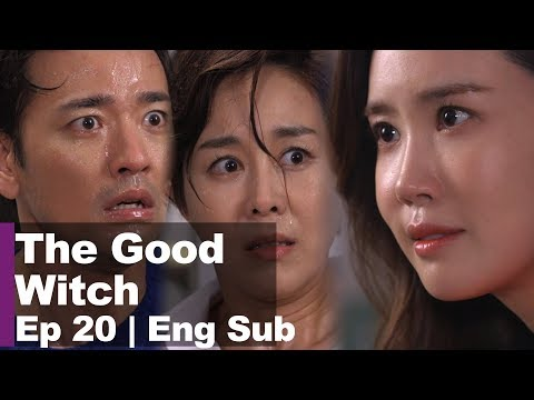 Lee Da Hae Spray Them on the Water That Washed the Rag [The Good Witch Ep 20]