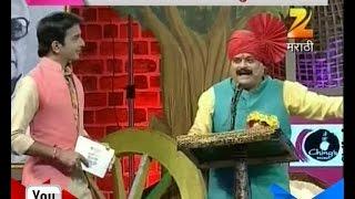 Chala Hawa Yeu Dya   Bharat Ganeshpure    Introducing Cast Of Natsamrat    29th December 2015