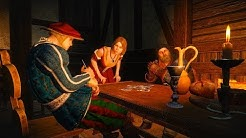 Geralt Accused in Cheating at Whoreson Junior's Casino (Witcher 3)