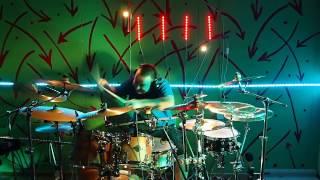 "Руки Вверх (Hands Up)-""When We Were Young""(""Когда Мы Были Молодыми)-Drum Cover by Alex Minin"
