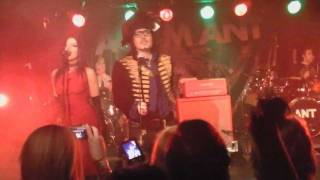 Adam Ant - Deutscher Girls (Live at Sub89)
