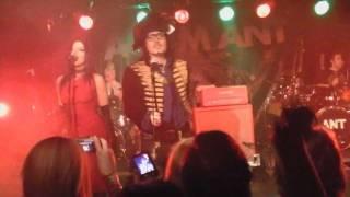 Adam Ant - Deutscher Girls (Live at Sub89)