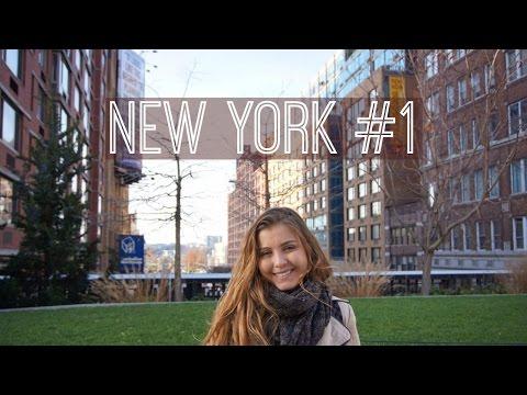 #GabiTakesNYC - Chelsea Market, High Line e HI NYC