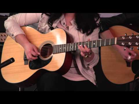 "Acoustic Nation: The Command Sisters ""Hotel California"" Solo"