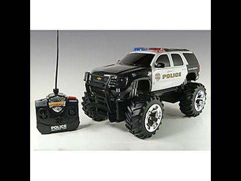 Jouets voitures de police t l command es dessin anim pour les enfants youtube - Voiture police dessin anime ...