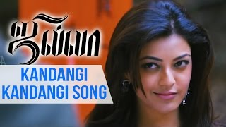 Cover images Kandangi Song Teaser - Jilla Tamil Movie   Vijay   Kajal Aggarwal   Imman   Shreya Ghoshal