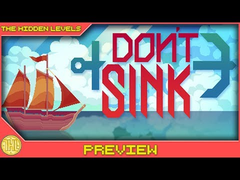 Don't Sink - Tsundere Pirates ahoy! (Steam/PC)