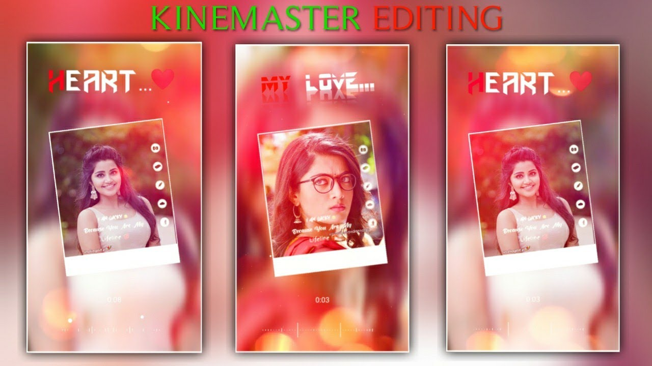 New Trending 🔥 whatsApp Status video Editing👌💯 Kinemaster tutorial in hindi🔥Editor Boy #Trend