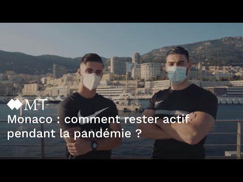 Monaco : comment rester actif pendant la pandémie ?