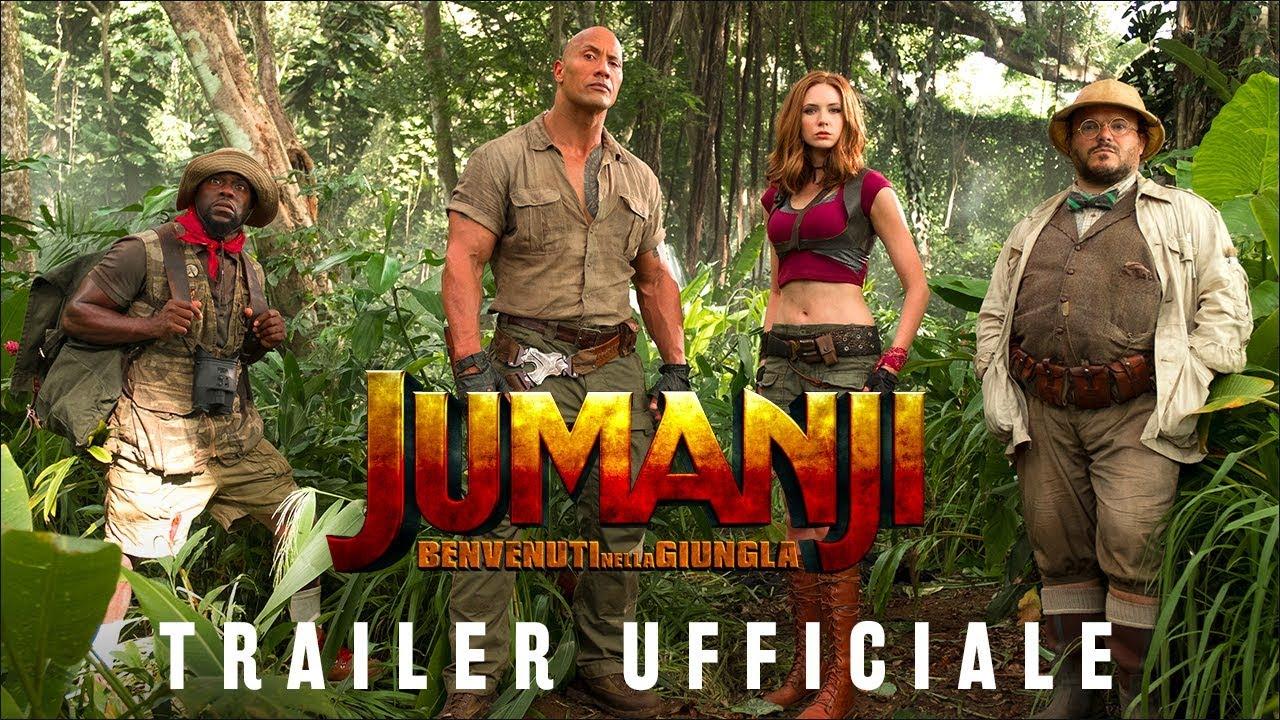 Jumanji - Benvenuti nella Giungla | Dal 1° gennaio al cinema