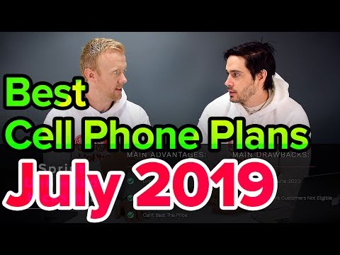 Best Mobile Plans 2020 Best Cell Phone Plans of July 2019   YouTube