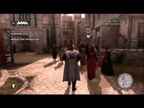 Assassin's Creed Brotherhood :: Sequence 5 - Memory 3 :: Route to Take [Banker]