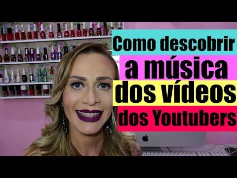 Como saber o nome das músicas dos videos no Youtube
