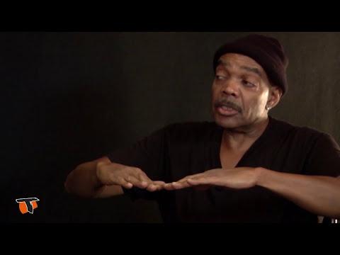 TamTam DrumFest Sevilla 2013 Gerry Brown interview (English)