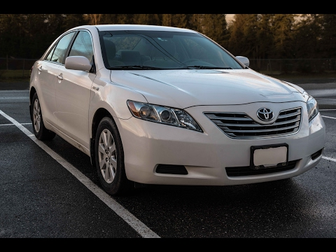 2008 Toyota Camry Hybrid Review Followup