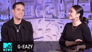 (FULL INTERVIEW) G-Eazy On 'The Beautiful & Damned', Cardi B & the Bay Area   MTV News