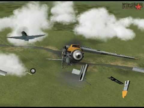 Ил-2 Штурмовик: Як-9Т и Ил-2 тип 3М против Bf-109G6