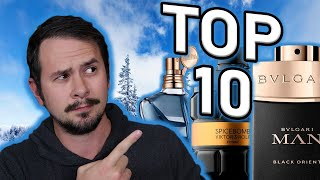 TOP 10 WINTER FRAGRANCES 2019 | MEN'S DESIGNER FRAGRANCES