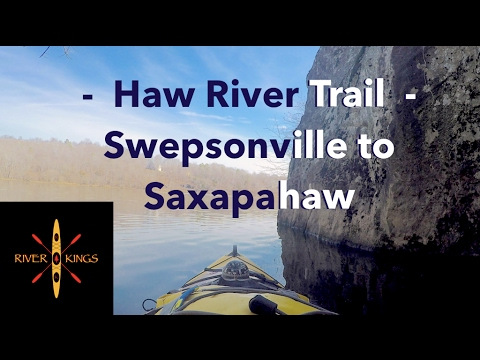 Haw River Trail Kayaking - River Guide Series - Swepsonville to Saxapahaw 6 of 11