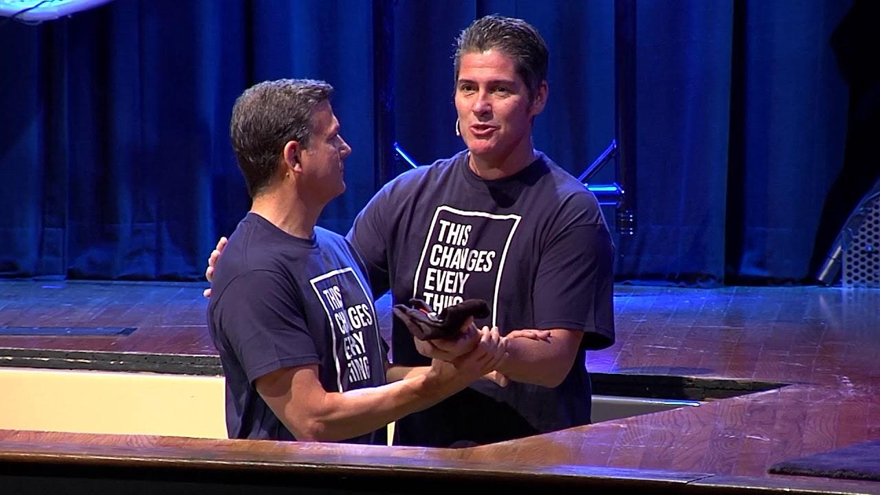Download Mike Verroi Baptism