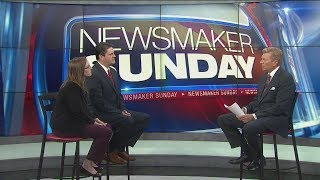 Newsmaker Sunday: Joe Thomas, Erin Hart