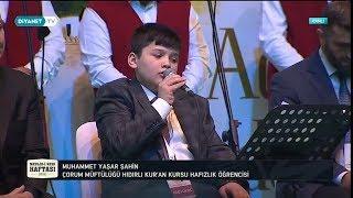 Mevlid-i Nebi Haftası Açılış Töreni / Muhammed Yaşar Şahin / Veladet Bahri