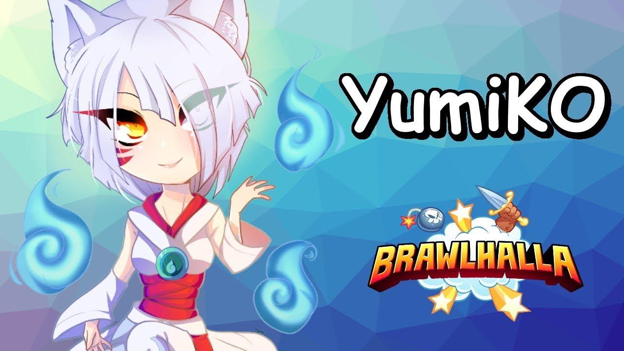 YumiKO • Brawlhalla 1v1 Diamond Gameplay