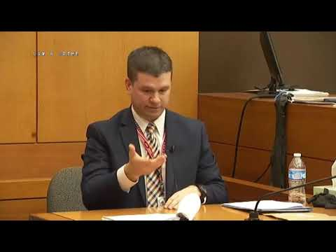 Tex McIver Trial Day 14 Part 2 Lead Detective Darren Smith Testifies 03/30/18