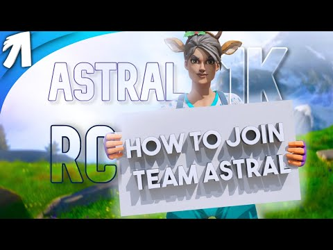 How To Join Team Astral! (Join A Fortnite Clan) Pt. 2