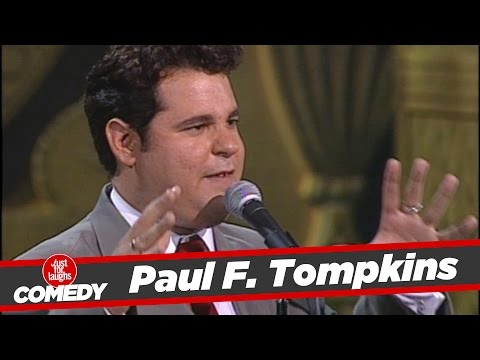 Paul F. Tompkins Stand Up - 1999