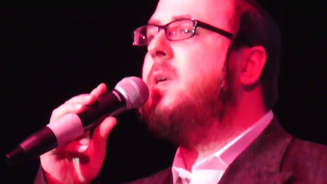 Yoely Greenfeld - Chol Hamoed Sukkos 2014 - Part 1