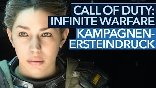 Call of Duty: Infinite Warfare - Ersteindruck: So gut ist die Solo-Kampagne