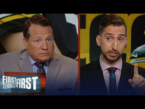 Eric Mangini weighs in on Ben Roethlisberger's future with Steelers | NFL | FIRST THINGS FIRST