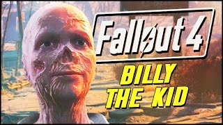 Fallout 4 Funny Moments | BILLY THE KID... IN A FRIDGE
