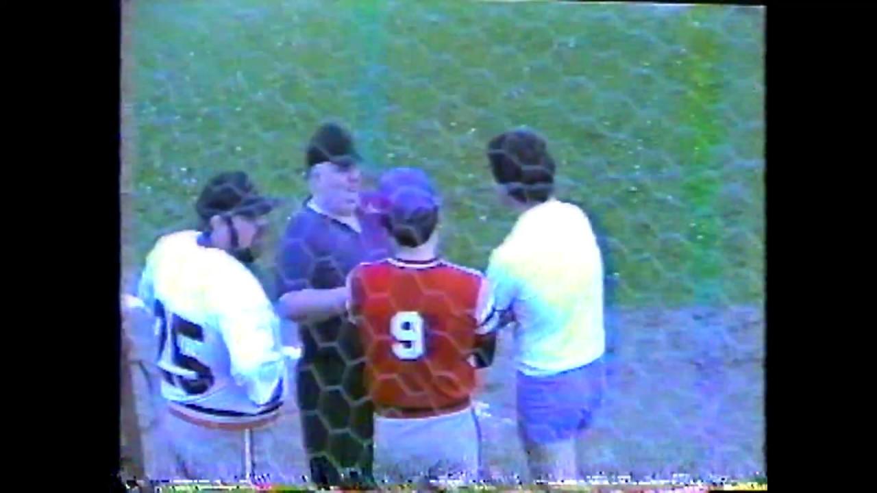 Bowl Mart - Barcomb's TV Men  6-5-84