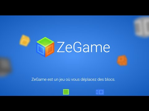 ZeGame [Android/iOS] Gameplay (HD)