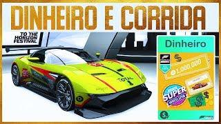 Forza Horizon 4 - Estratégia para Ganhar Dinheiro