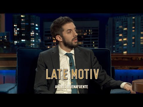 "LATE MOTIV - David Broncano. ""Blowin' in the Wind"" | #LateMotiv313"