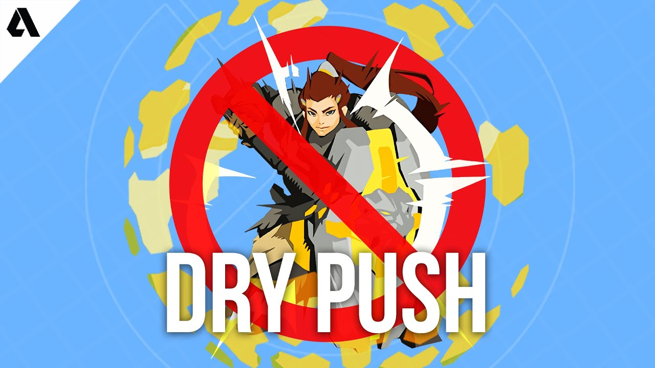 What Is A Dry Push? - The Basics Of Overwatch