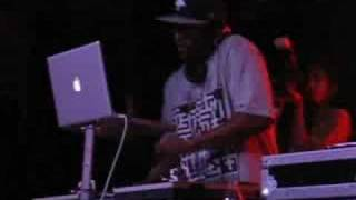 DJ Jazzy Jeff @ The King Of The Decks Release Party Part 2
