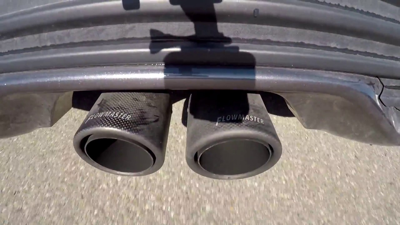 Flowmaster Outlaw Catback Exhaust On A 2018 Focus ST