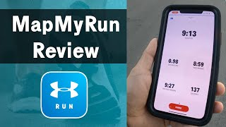 MapMyRun Review (EVERYTHING YOU NEED TO KNOW!) screenshot 2