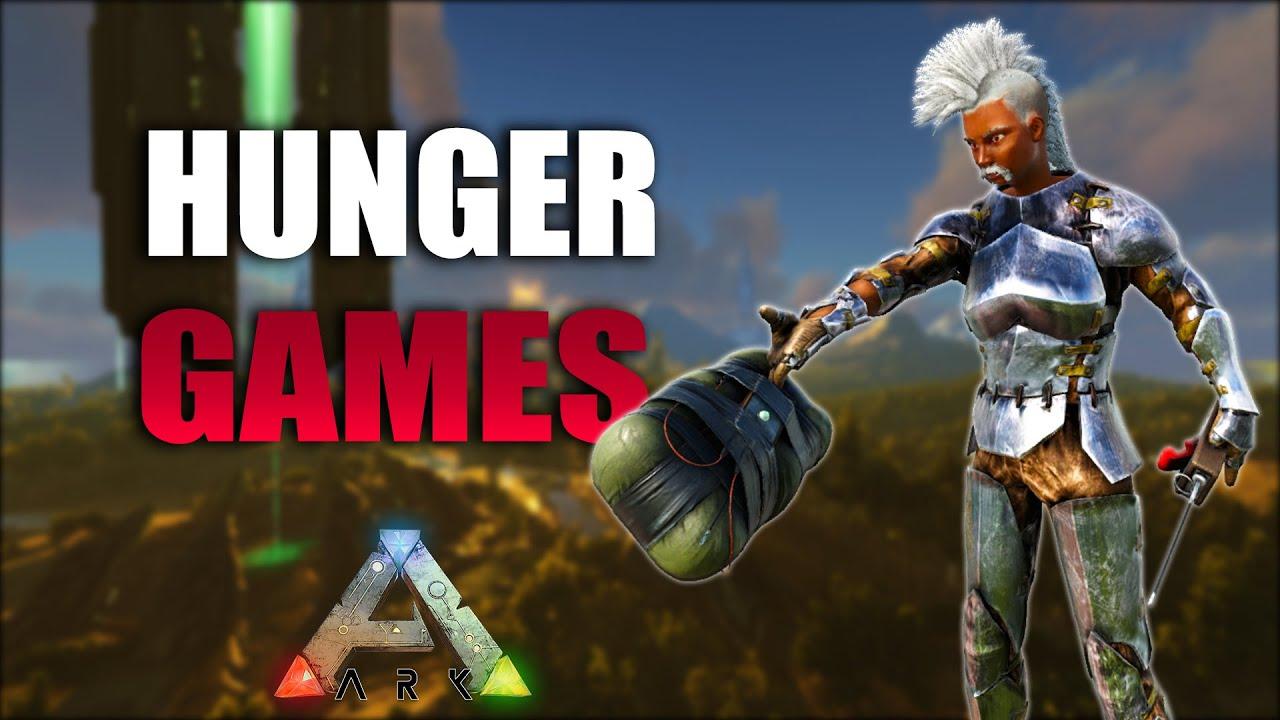 Wir sprengen alles auf | Ark Hunger Games PvP [Deutsch]