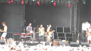 Young The Giant - Hangout On The Beach Festival 2012 - I Got