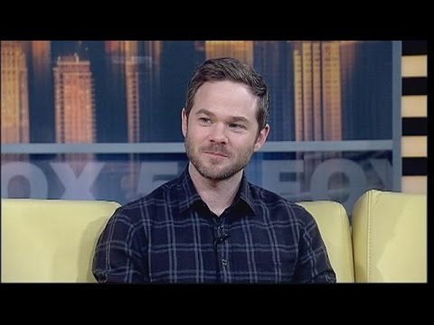 Shawn Ashmore of 'The Following' Gets Physical