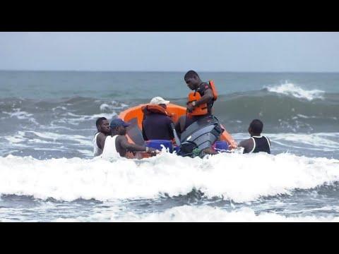 Cameroun: un village mobilisé pour retrouver 34 soldats disparus en mer