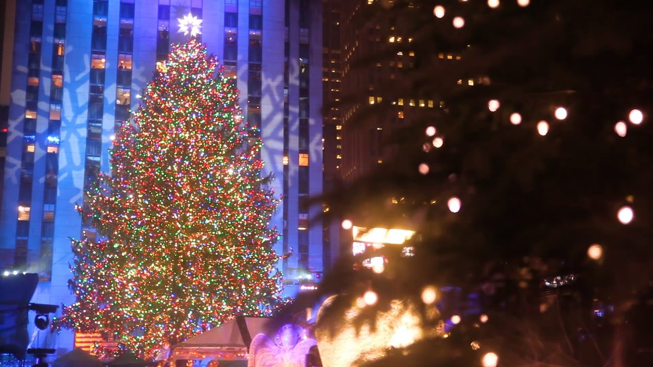 Rockefeller Tree Lighting & Rockefeller Tree Lighting - YouTube azcodes.com