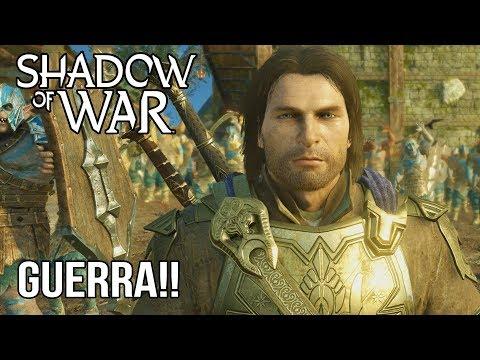 MEU EXÉRCITO É TOPZERA!!  - SHADOW OF WAR - #8- [Dublado PC]