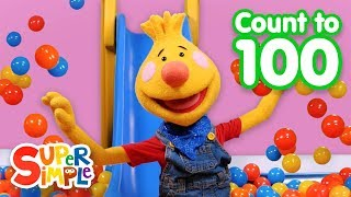 Learn To Count From 1 To 100 | Numbers For Kids